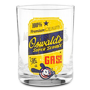 Oswald Glass Tumbler - Disney California Adventure