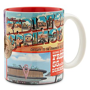 Cars Land Chamber of Commerce Mug