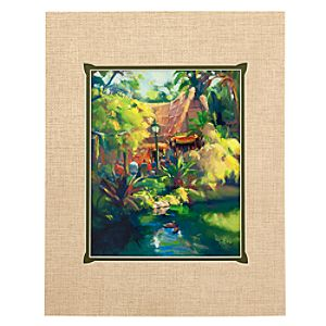 Enchanted Tiki Room Print by