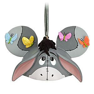 Eeyore Ear Hat Ornament
