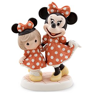 Minnie Mouse Figure by Precious Moments - Minnie and Me!