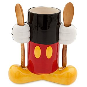 The Best of Mickey Mouse Kitchen Caddy