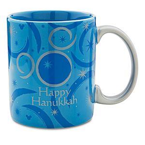Mickey Mouse Hanukkah Mug