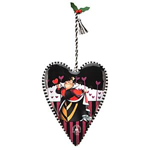 King and Queen of Hearts Ornament
