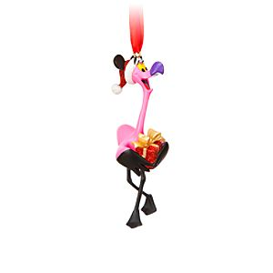 Flamingo Ornament - Fantasia 2000