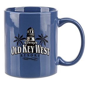Disneys Old Key West Resort Mug - Limited Availability