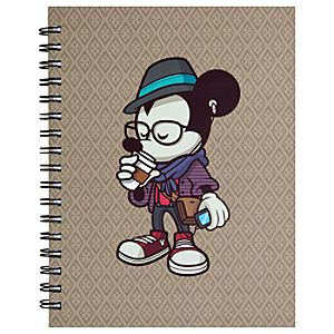 Mickey Mouse Journal - Hipster Mickey