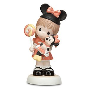 Minnie Mouse Lifes Sure Sweet With You Figurine by Precious Moments