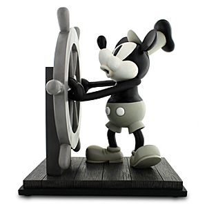 Mickey Mouse Steamboat Willie Figure
