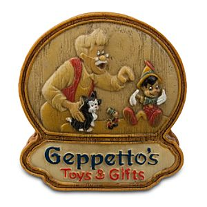 Geppettos Toys and Gifts PokitPal by Olszewski - Disneyland