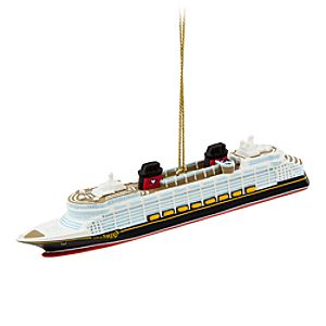 Disney Fantasy Ornament - Disney Cruise Line