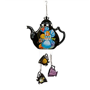 Alice in Wonderland Wind Chimes Set