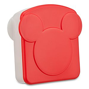 Mickey Mouse Icon Sandwich Keeper