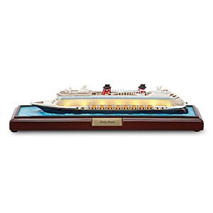 Disney Cruise Line Ship Sculpture by Olszewski - Disney Dream