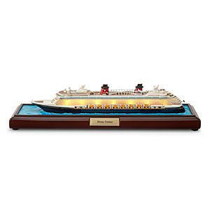 Disney Cruise Line Ship Sculpture by Olszewski - Disney Fantasy