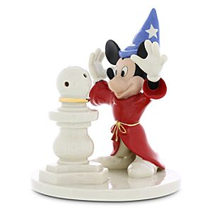Sorcerer Mickey Mouse Light-Up Figure by Lenox