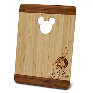 Mickey Mouse Bamboo Cutting Board