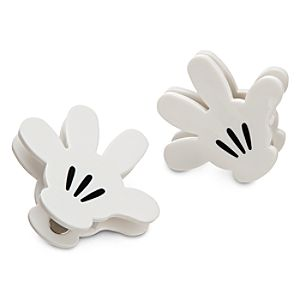 Mickey Mouse Glove Bag Clips