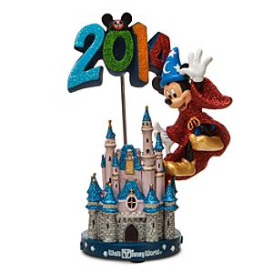 Sorcerer Mickey Mouse Photo Clip Frame - Walt Disney World 2014
