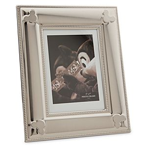 Mickey Mouse Icon Metal Photo Frame