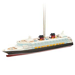 Disney Magic Ornament - Disney Cruise Line