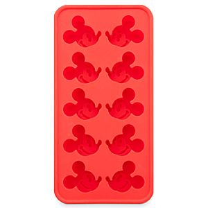 Mickey Mouse Ice Tray - Best of Mickey
