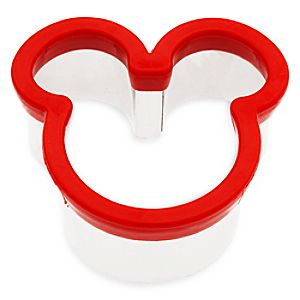Mickey Mouse Icon Sandwich Cutter