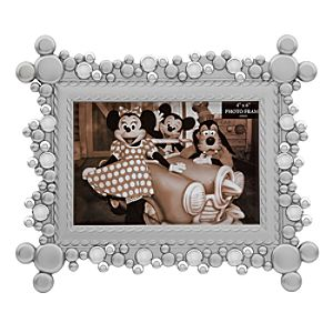 Mickey Mouse Icon Photo Frame - 4 x 6