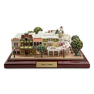 Walt Disney World Resort Caseys Corner Miniature by Olszewski