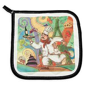 Epcot International Food & Wine Festival Pot Holder - Limited Availability