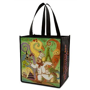 Epcot International Food & Wine Festival Reusable Tote - Limited Availability