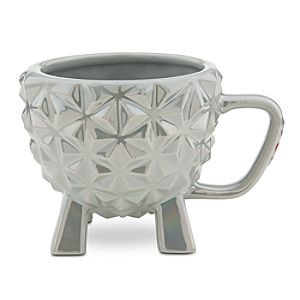 Epcot Spaceship Earth Mug