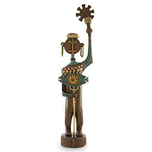 Uti Enchanted Tiki Room Figure by Kevin Kidney and Jody Daily