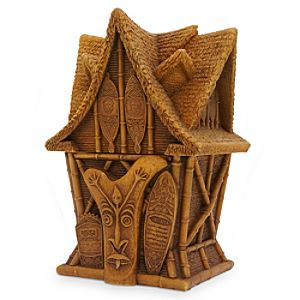 The Enchanted Tiki Room Paper Clip Box by Olszewski