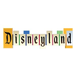 Disneyland Wall Sign