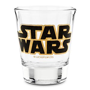 Star Wars Mini Glass