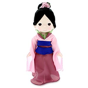 Mulan Doll by Precious Moments