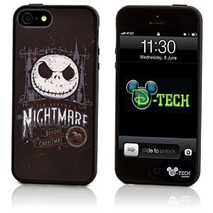 Tim Burtons The Nightmare Before Christmas 20th Anniversary iPhone 5/5S Case - Limited Availability