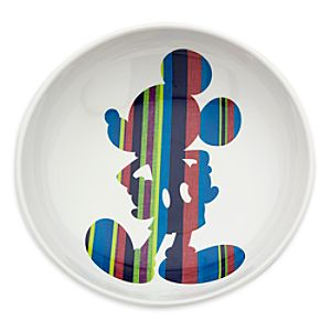 Mickey Mouse Serving Bowl - Color Fusion