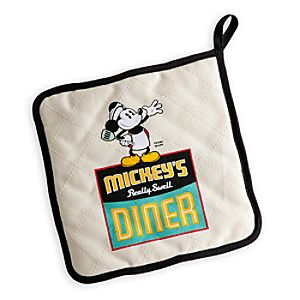 Mickeys Diner Pot Holder