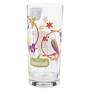 Enchanted Tiki Room Tall Glass Tumbler