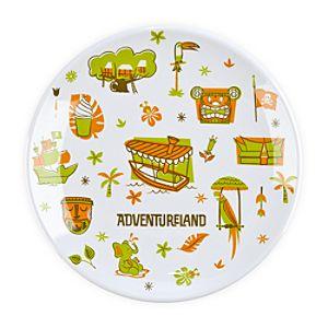 Adventureland Plate - 7