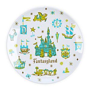 Fantasyland Plate - 7