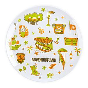 Adventureland Plate - 8