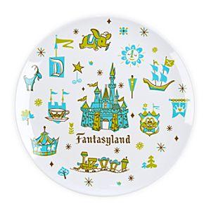 Fantasyland Plate - 8