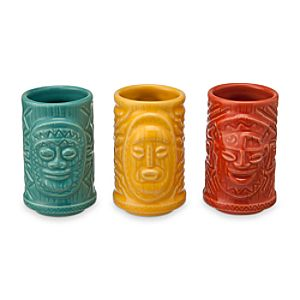 Enchanted Tiki Room Mini Glass Set