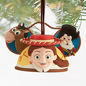 Jessie Ear Hat Ornament