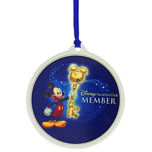Disney Vacation Club Member Ornament