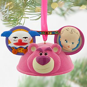Lotso Ear Hat Ornament