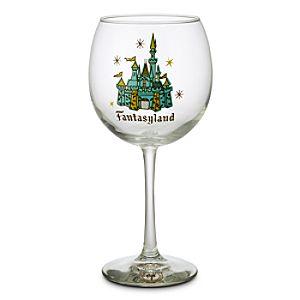 Fantasyland Stemmed Glass - 18-Oz.